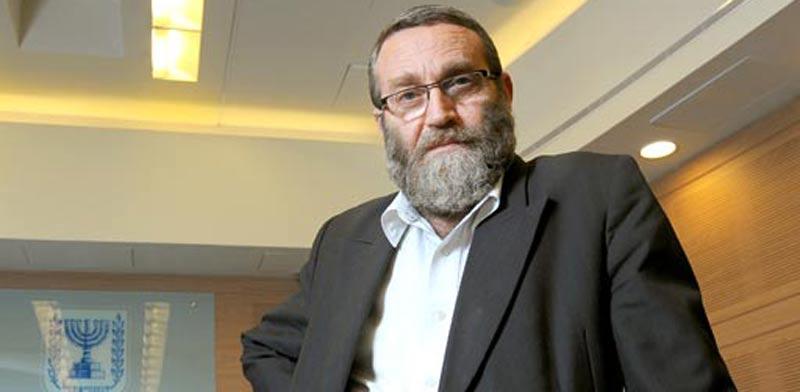 Moshe Gafni, photo: Eyal Yitzhar